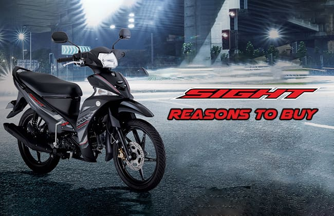 Yamaha Sight: Reasons to buy