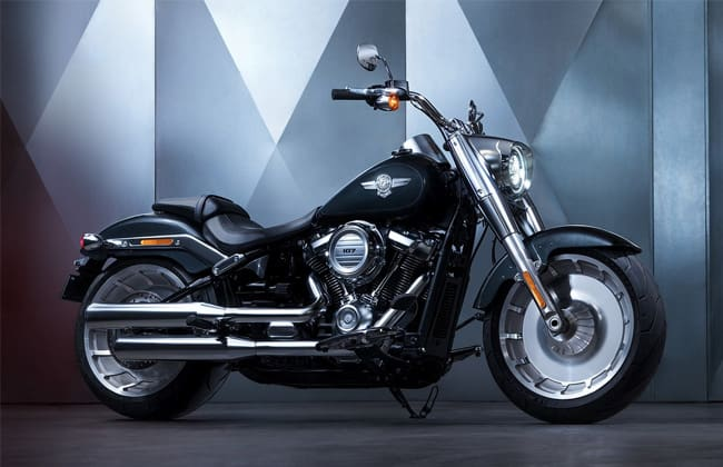 Terminator 2 Harley Davidson Fat Boy Auctioned For 480 000