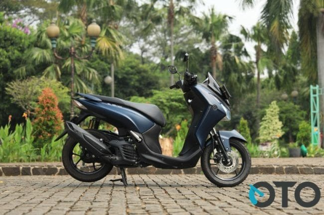 Test Ride Yamaha Lexi S: Benarkah Lebih Irit Dibanding Mio? (Part-1)