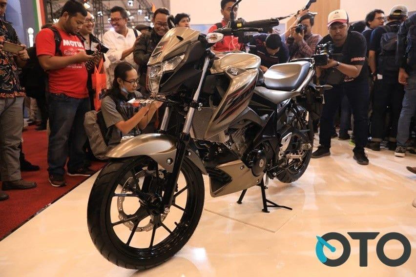 Suzuki GSX-150 Bandit Buatan Indonesia Diekspor ke Lebih Banyak Negara