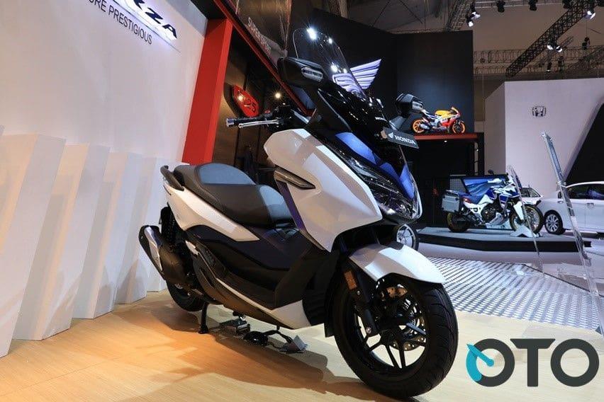 Kena Diskon, Honda Forza Turun Harga jadi Rp 70 Jutaan