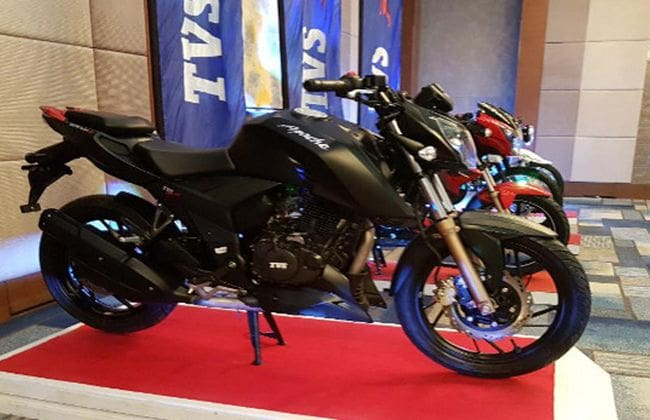 TVS unveils 3-wheeler shuttle and a scooter