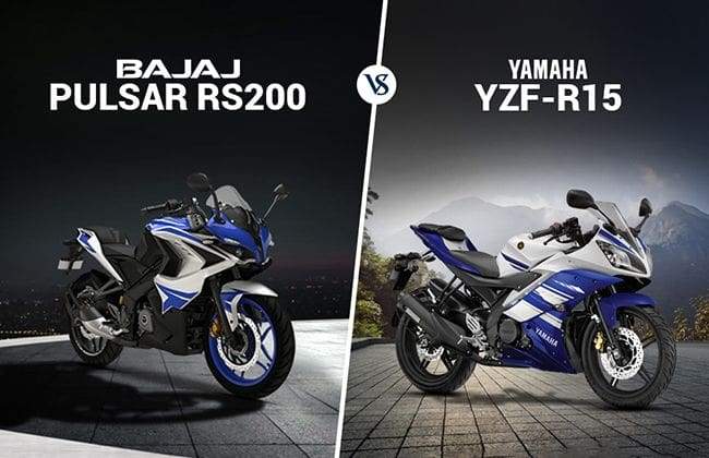 Modenas Pulsar RS200 vs Yamaha YZF-R15 - The more thrilling machine