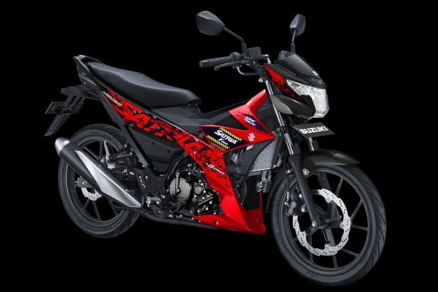 Membedah Keunggulan Suzuki Satria F150