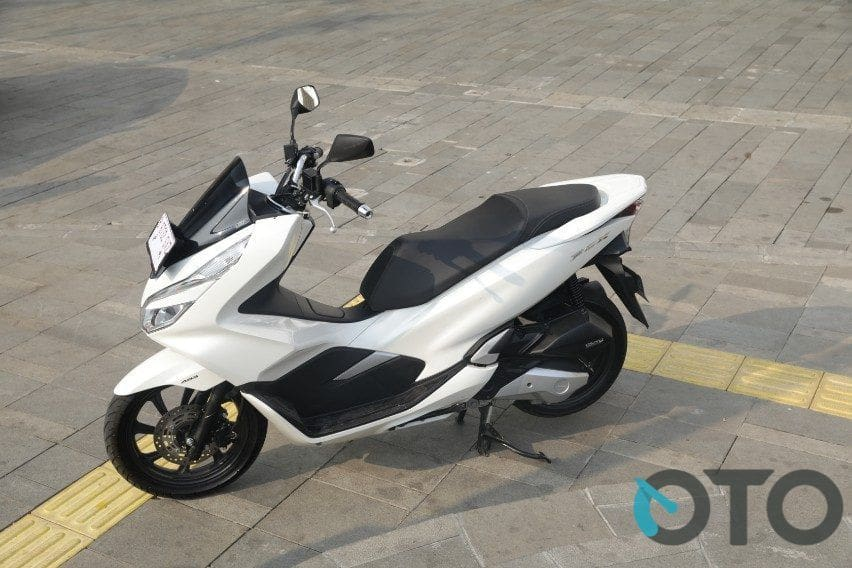 Cicilan Honda PCX