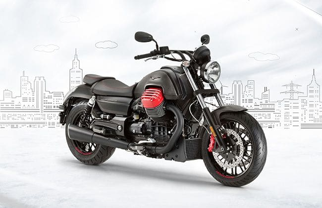 2018 Moto Guzzi Audace Carbon available at RM123,000
