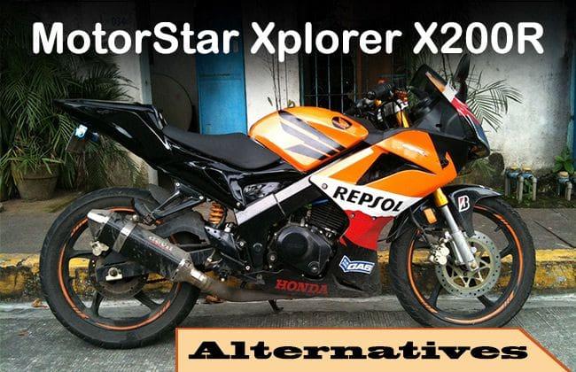 MotorStar Xplorer X200R: Know its alternatives