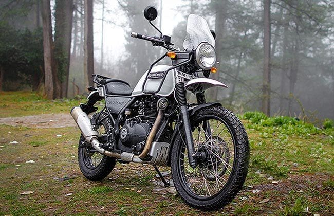 Royal Enfield Himalayan - Treated us well for 65 km but a few tweaks could make it the BEST