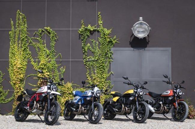 Ducati Segera Rilis Dua Scrambler Anyar