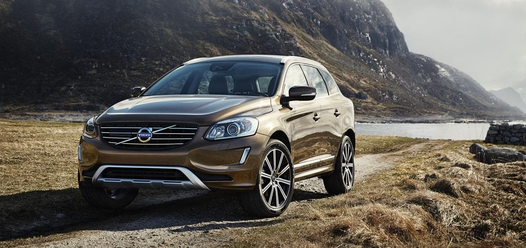 Volvo XC60 available with Engine Remote Start (Optional) till mid-June