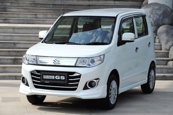 Suzuki Karimun Wagon R Matik Resmi Dipasarkan