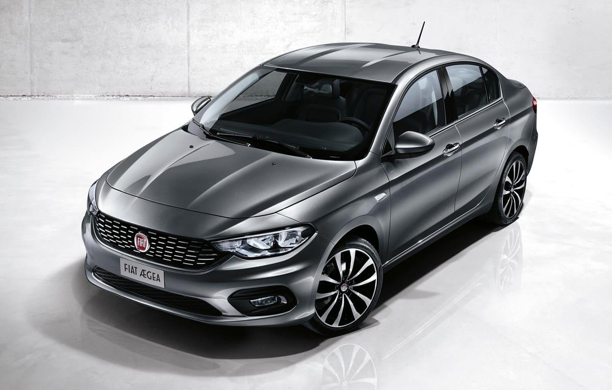 Fiat Aegea 2016 Diperkenal di Istanbul Motor Show