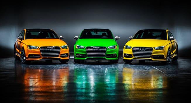 Audi Hadirkan S3 Edisi Eksklusif