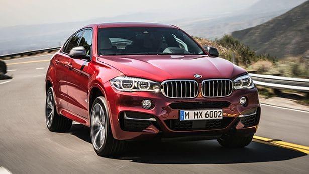 BMW All New X6 Resmi Hadir di Indonesia