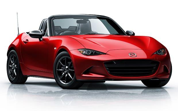 All New Mazda MX-5 Mulai Dobrak Pasar Amerika Serikat