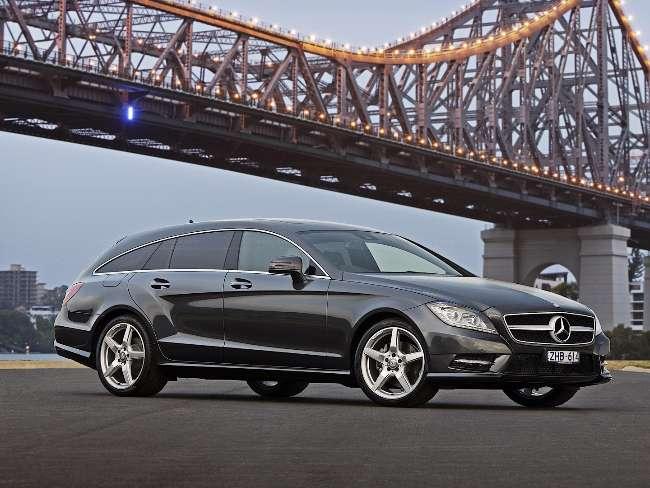 Mercedes Benz CLS Shooting Brake hampir mencapai titik puncak, Mobil-mobil baru akan diperkenalkan segera.