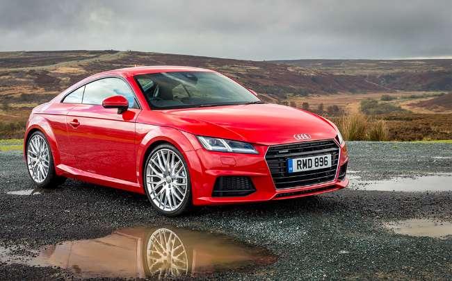 Audi TT Tidak Akan Memproduksi Transmisi Manual Lagi di Tahun 2017