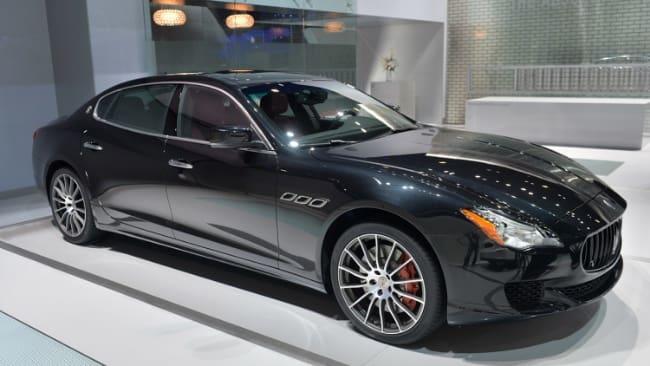 Maserati Quattroporte Terbaru : Semua yang Anda Ingin Ketahui Ada di Sini