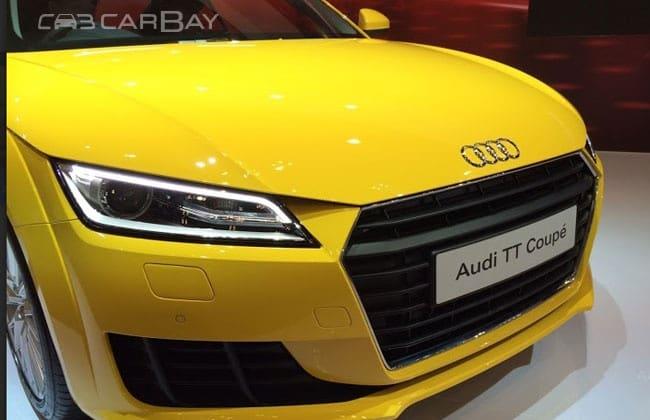 Audi TT Coupe Debut di Indonesia dengan Harga Mulai dari Rp 1,5 bilon