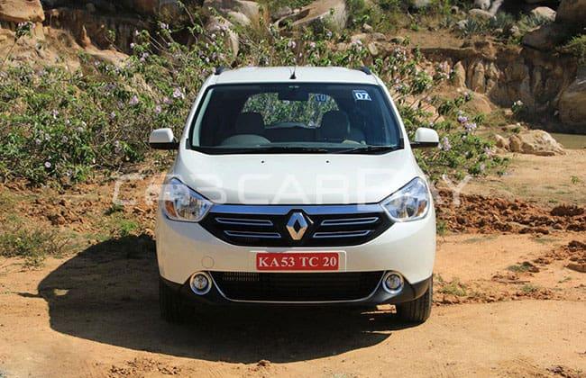 Eksklusif dari CarBay: Uji Coba Renault Lodgy
