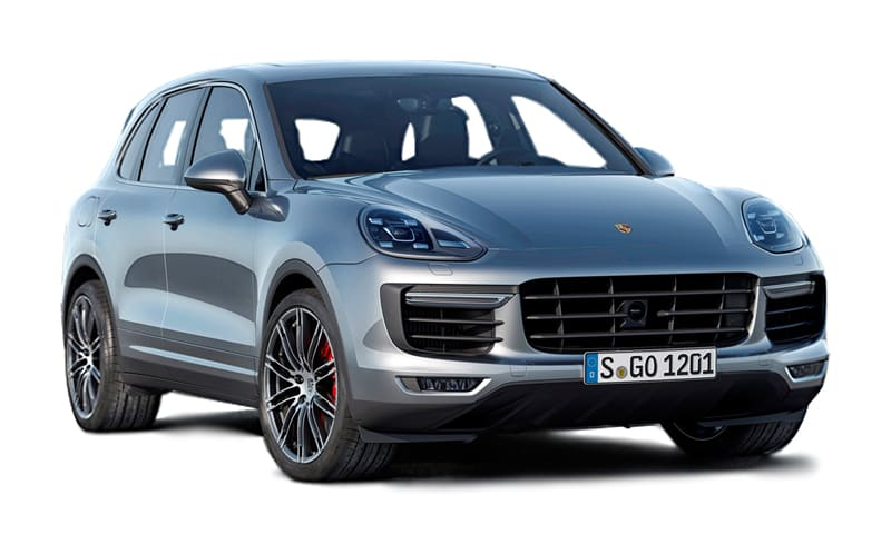 Porsche Hentikan Penjualan SUV Disel Cayenne Akibat 'Perangkat Curang'