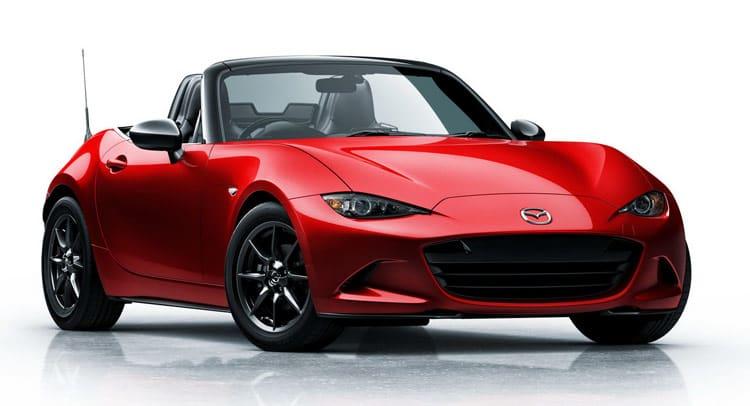 Dipamerkan Mazda MX-5 Sport RecaroEdisi Terbatas, Mazda MX-5Edisi Spesial