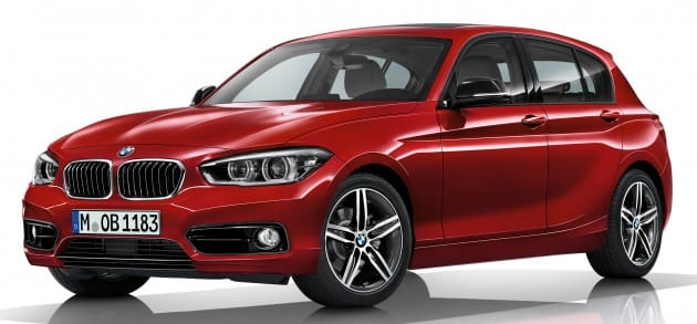 BMW 118i Sport Spotted on BMW Malaysia\'s Facebook Page