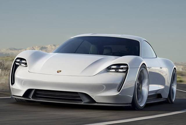 Audi dan Porsche  Ciptakan Mobil Masa Depan