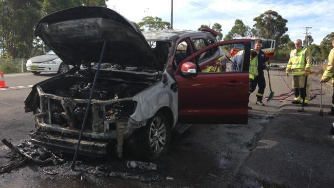 Kenali Penyebab Mobil Terbakar dan Cara Mengantisipasinya