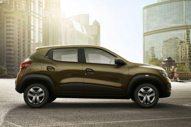 Renault KWID Akan Punya Transmisi Otomatis