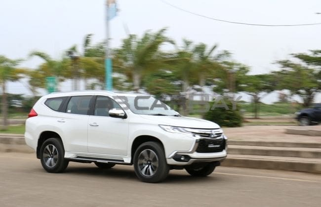 First Drive: Mitsubishi Pajero Sport Dakar 4x2 AT
