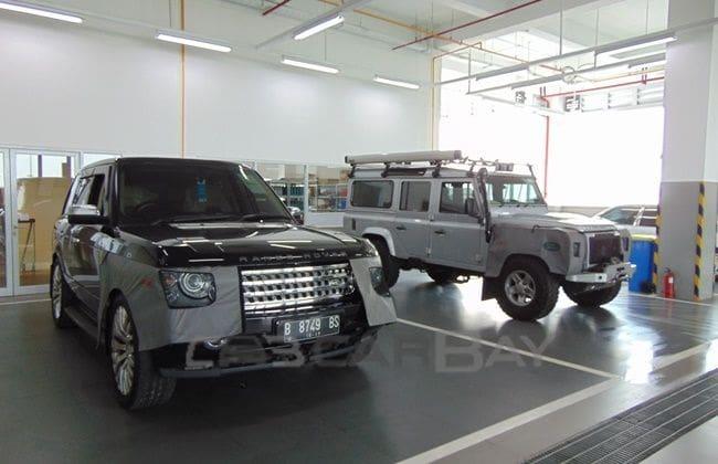 Land Rover Indonesia Beri Layanan Sama untuk Land Rover dari Importir Umum