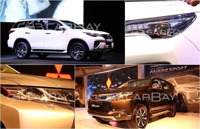 Ini Perbandingan Harga All-new Fortuner vs All-new Pajero Sport