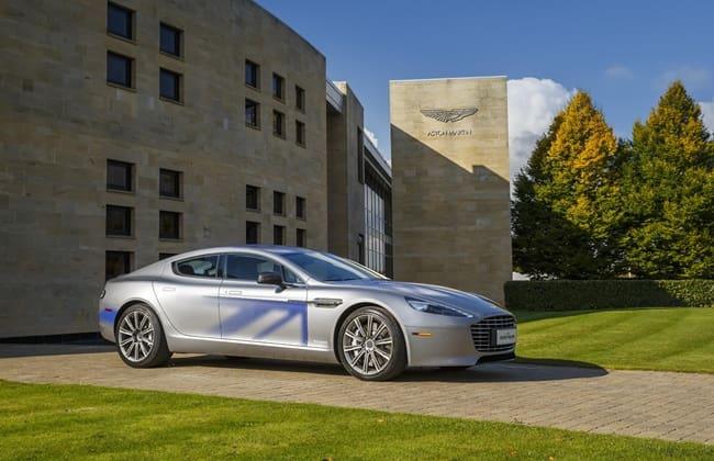 Aston Martin Siapkan Pesaing Tesla di 2018