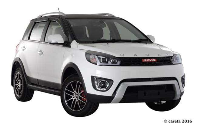 Great Wall renamed to Haval - All New Haval M4 Elite launched in Malaysia at RM 53,008