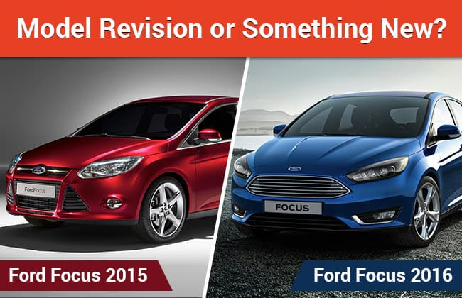 Ford Focus 2016 – มันคือ Ford Focus 2015 รุ่นสมบูรณ์หรือเป็นมากกว่านั้น?