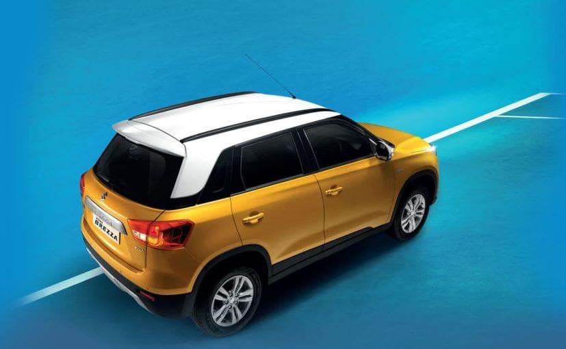 Suzuki Vitara Brezza Berlogo Toyota Meluncur Sekitar Agustus 2020