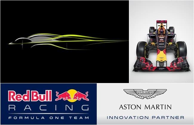 Aston Martin Gandeng Red Bull Racing Untuk Produksi Hypercar
