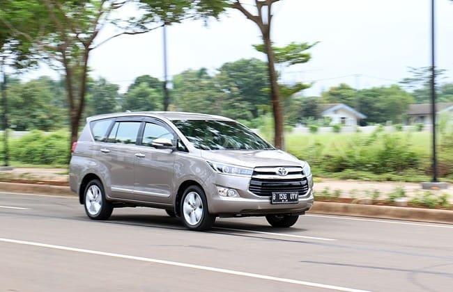 First Drive: Toyota Kijang Innova Q 2.4 A/T
