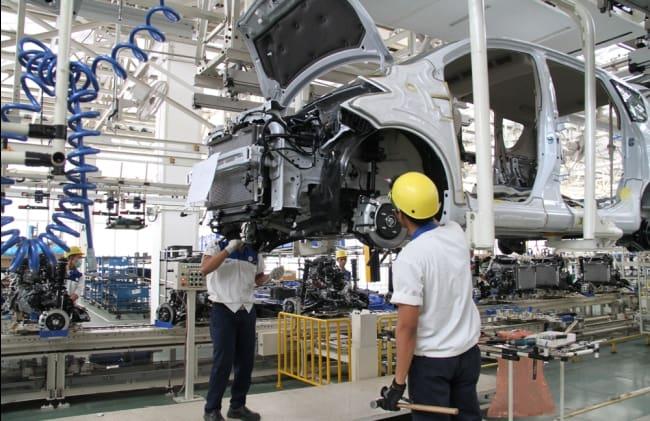 Pabrik mobil Indonesia