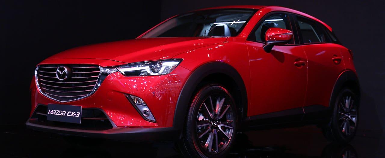 Menanti Kejutan Mazda CX-3 di GIIAS