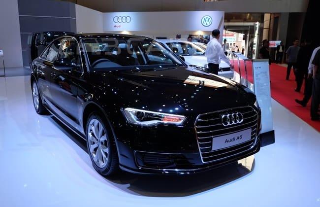 Audi Tawarkan Penyegaran dan Promo Menarik untuk Audi A6 di IIMS 2016
