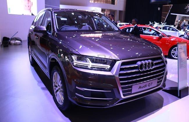 Audi Benamkan Mesin Baru di Q7 2017