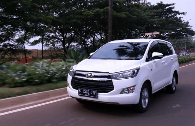 First Drive: Toyota All New Kijang Innova V 2.0 M/T