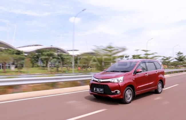 First Drive: Toyota Grand New Veloz 1.5 A/T