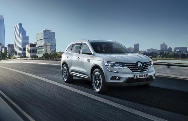 Renault Koleos Terbaru Meluncur Perdana Di Beijing Auto Show