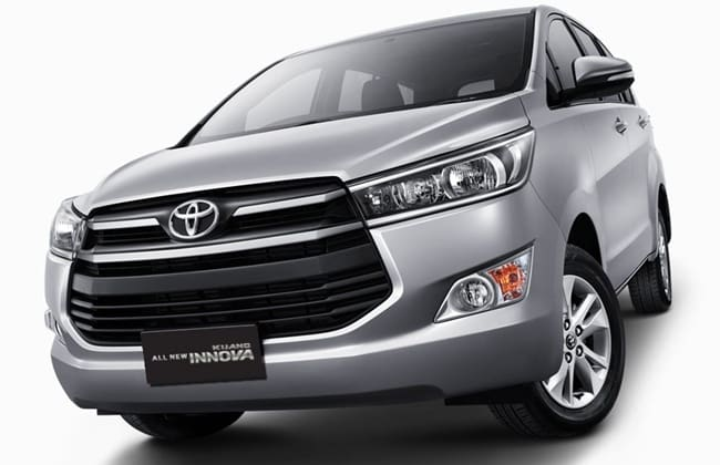 Pilih Toyota Kijang Innova Baru atau Mobil Bekas Lain?
