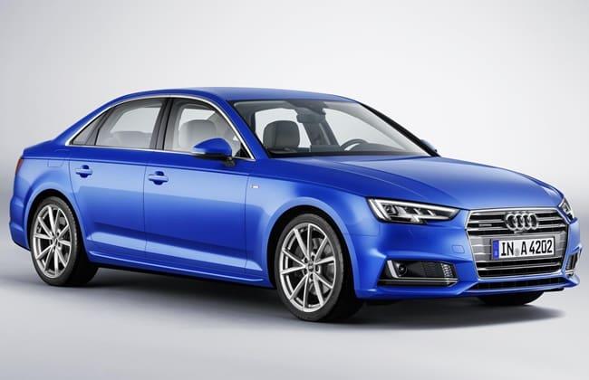 All-new Audi A4 Siap Sapa Indonesia Akhir Mei 2016