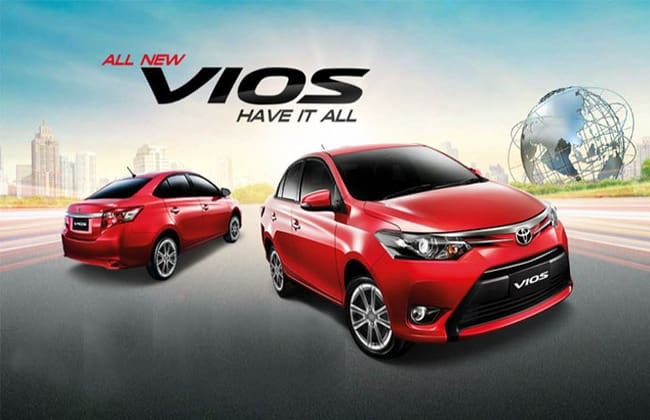 How Does It Feel Driving Philippines' Favorite Sedan, The Toyota Vios?
