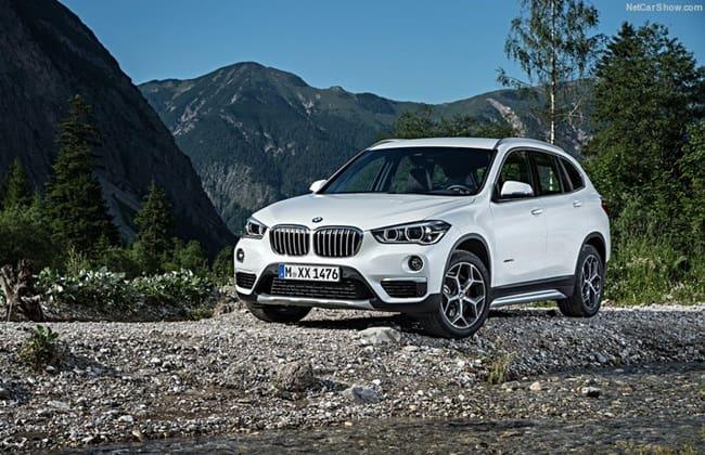 BMW X1 Terbaru Tampil Beda Dengan Penggerak Roda Depan
